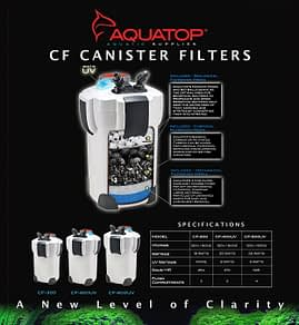 Aquatop-CF500UV-5-Stage-Canister-Filter image