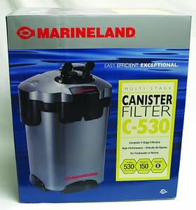 Marineland Multi-Stage filter