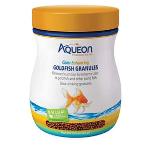 Aqueon gold fish granules