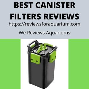 best canister filter logo image