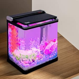 Hygger 4 Gallon Smart Aquarium Kit