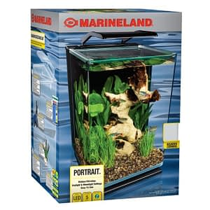 Marineland 5 Gallon Portrait Glass Tank